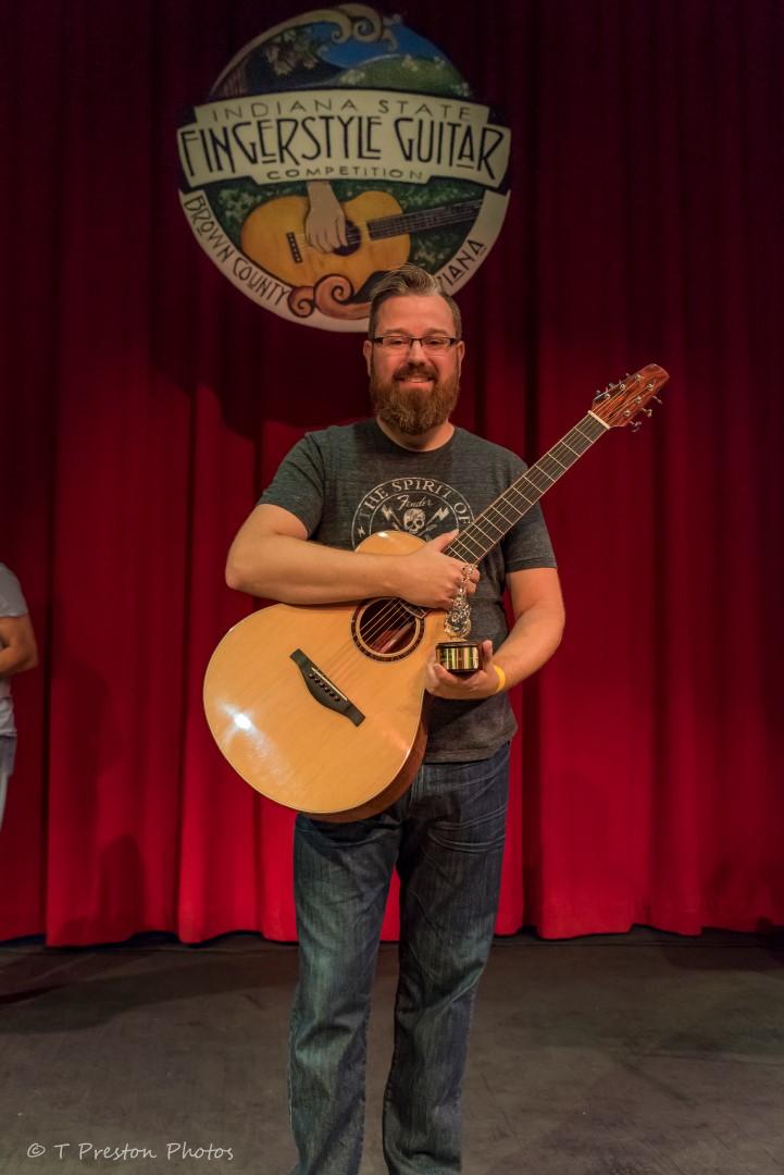 Lance Allen 1st Place Thomas Roeger Guitar