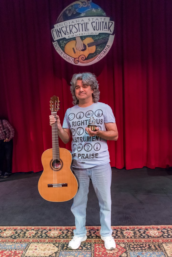 Bill Russell 2nd Place Cordoba Guitar from Sweetwater